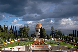 Shrine of The Bab on Mount Carmel